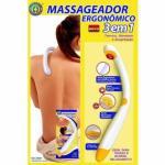 Massageador Haste Ergonomica 3 em 1 Ortho Pauher   MG01