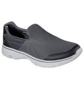 9293e855c85 Tenis Skechers Go Walk 4 Incredible 54152 Masculino 39 CINZA CHAR. Ref.   2103400. Fotos. Previous. Foto 1  Foto 1 ...