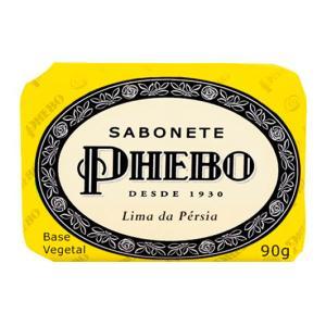 Sabonete Phebo Lima Da Persia 90 Gramas Granado