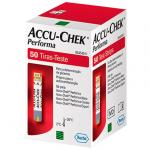 Accu Chek Performa Roche Com 150 Tiras