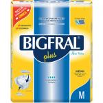 Fralda Bigfral Plus Media 9 Unidades