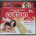 Curativo Cotton Line Tradicional Com 35 Und