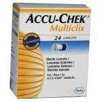 Lanceta Accu-Chek Multiclix Com 24 Unidades